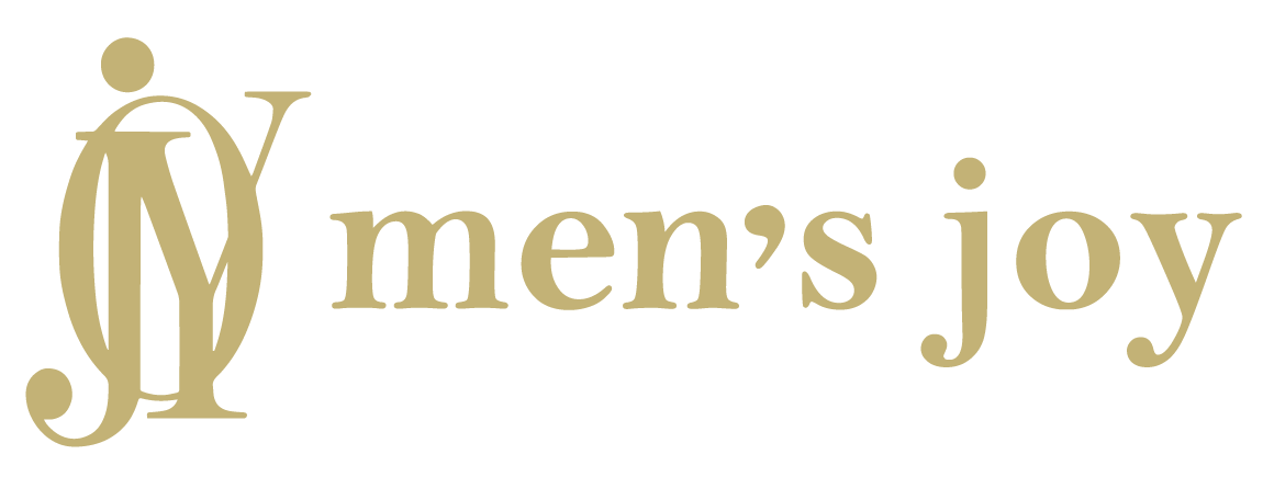 men's joyのロゴ